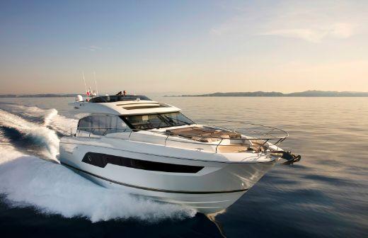 2018 Prestige 630S Yacht