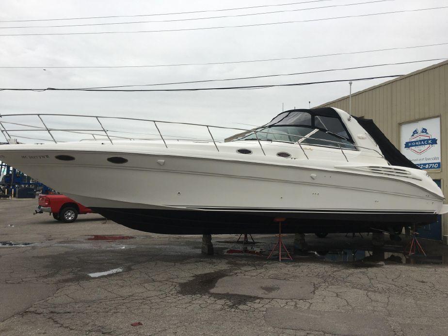 1997 Sea Ray 40 Sundancer Boat For Sale Www Yachtworld Com