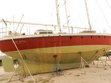1997 Custom Steel Bermudan Schooner