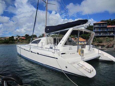 2001 Leopard 4700 Catamaran