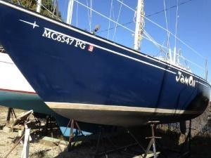 1973 C & C Yachts 25