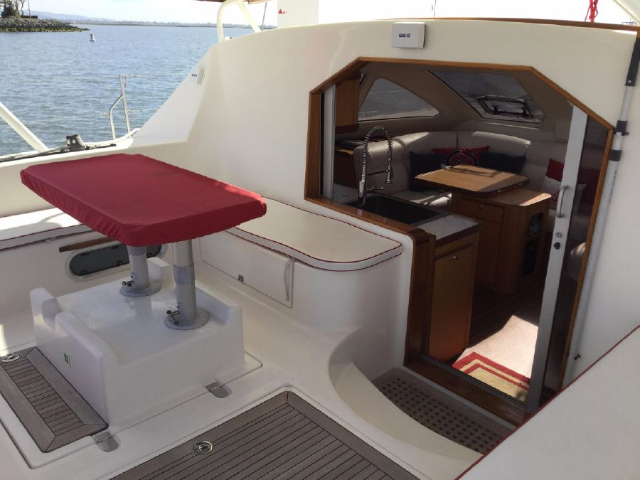 Catana 431 catamaran for sale