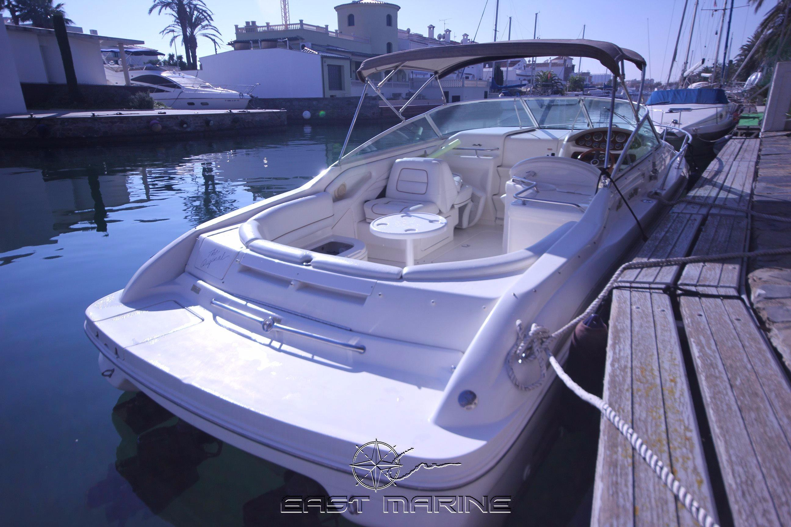 1997 Sea Ray 280 Sun Sport Power New And Used Boats For
