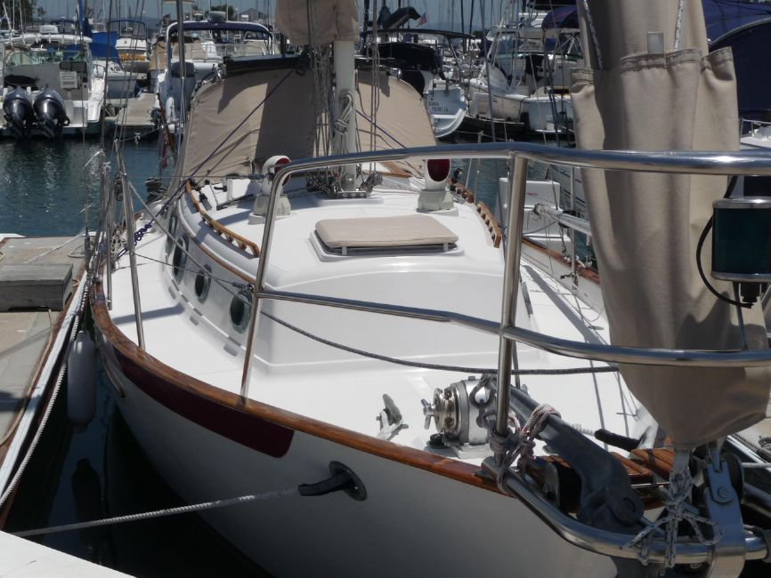 Pacific Seacraft 31 Sailboat for sale in Dana Point