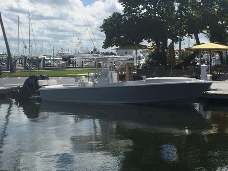 2012 Intrepid Custom Built on 1988 hull