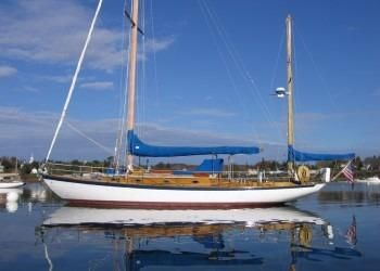 1960 Concordia Yawl