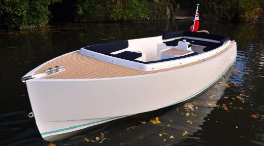 2016 English Harbour Yachts 16 Launch