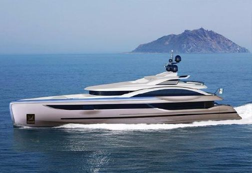 2015 Long-Range Luxury 58m (190ft) Motoryacht