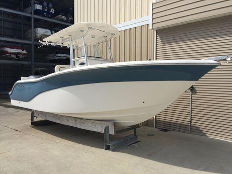 2011 Sea Fox 256 CC