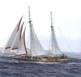 1998 Ron-Ka Yachting Co. Ltd Ketch