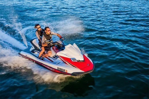 2017 Yamaha Waverunner FX HO