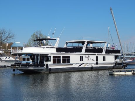 2006 Sharpe Houseboat
