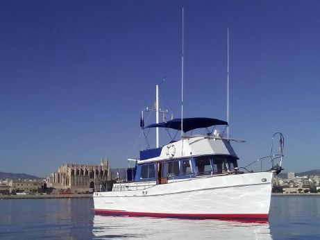 1971 Grand Banks 42 Classic
