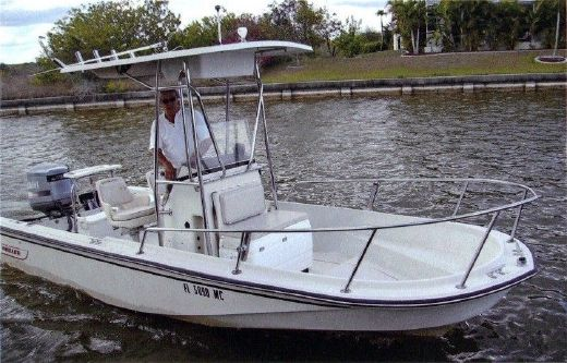 1991 Boston Whaler 190 Outrage