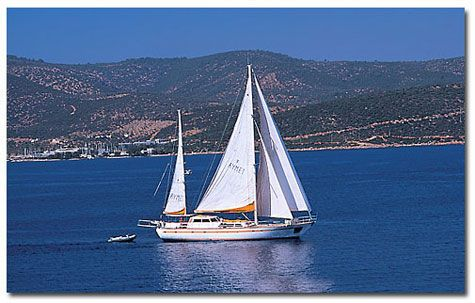 1991 Yachtworld.l.t.d Turkey Sailing Yacht