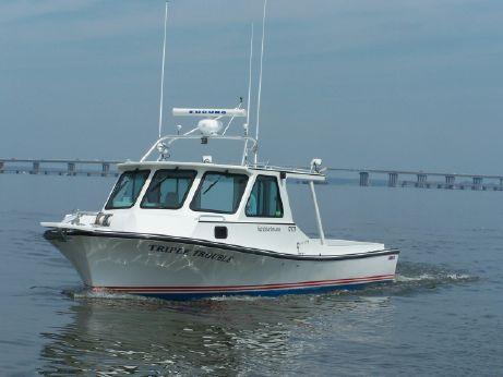 2006 Jones Custom 32 Bay Boat