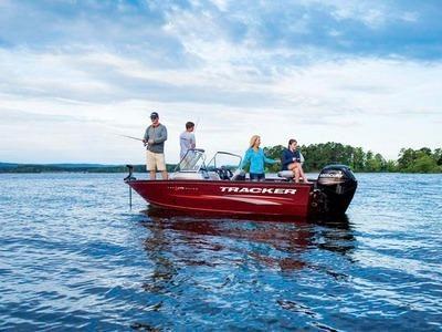 2016 Tracker Boats Pro Guide™ V-175 Combo