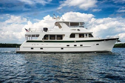 2008 Outer Reef Long Range Motor Yacht