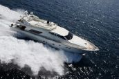 photo of 78' Ferretti Yachts 80