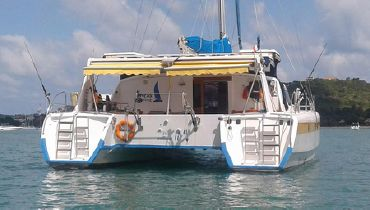 thumbnail photo 1: 2012 Albatross Catamaran Lagoon Cat