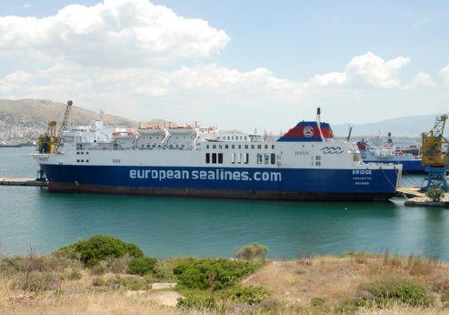 1976 Passenger RORO-Cargo Vessel