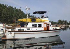 1978 Puget Trawler 37