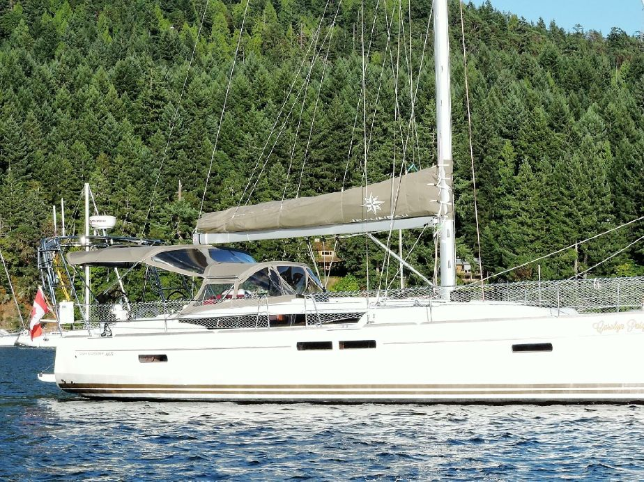 2014 Jeanneau Sun Odyssey 469 Sail Boat For Sale Www Yachtworld Com
