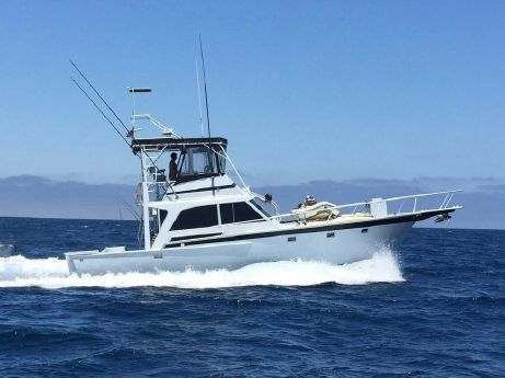 1971 Striker 44 Sport Fisherman