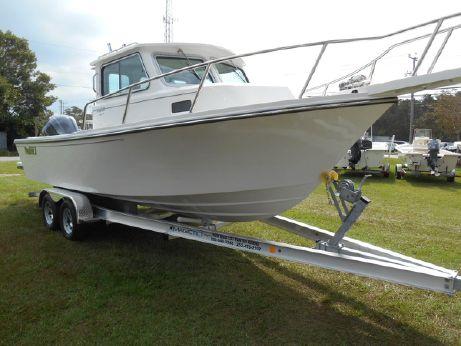 2018 Parker 2320 SL Sport Cabin