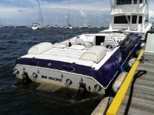 1997 Catamaran Speedboat 33 Daytona