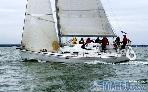 2008 X-Yacht X 40