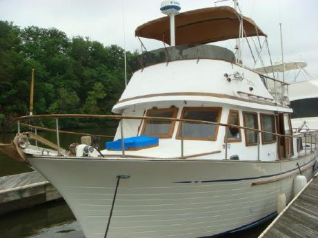1978 Albin 36 Double Cabin Trawler