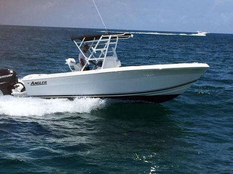 2008 Angler 23' CC