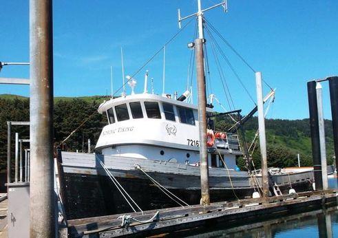 1952 Vancouver Shipyard Tender/Seiner