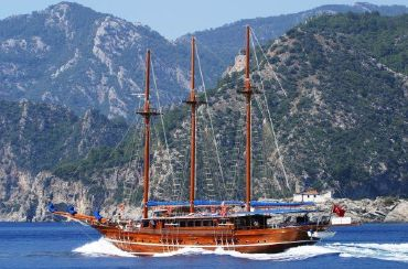 2005 Yachtworld.l.t.d Turkey Gulet motor sailor