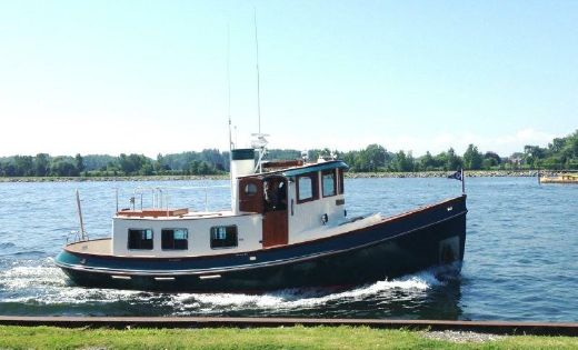 1985 Lord Nelson Victory Tug 37 Trawler