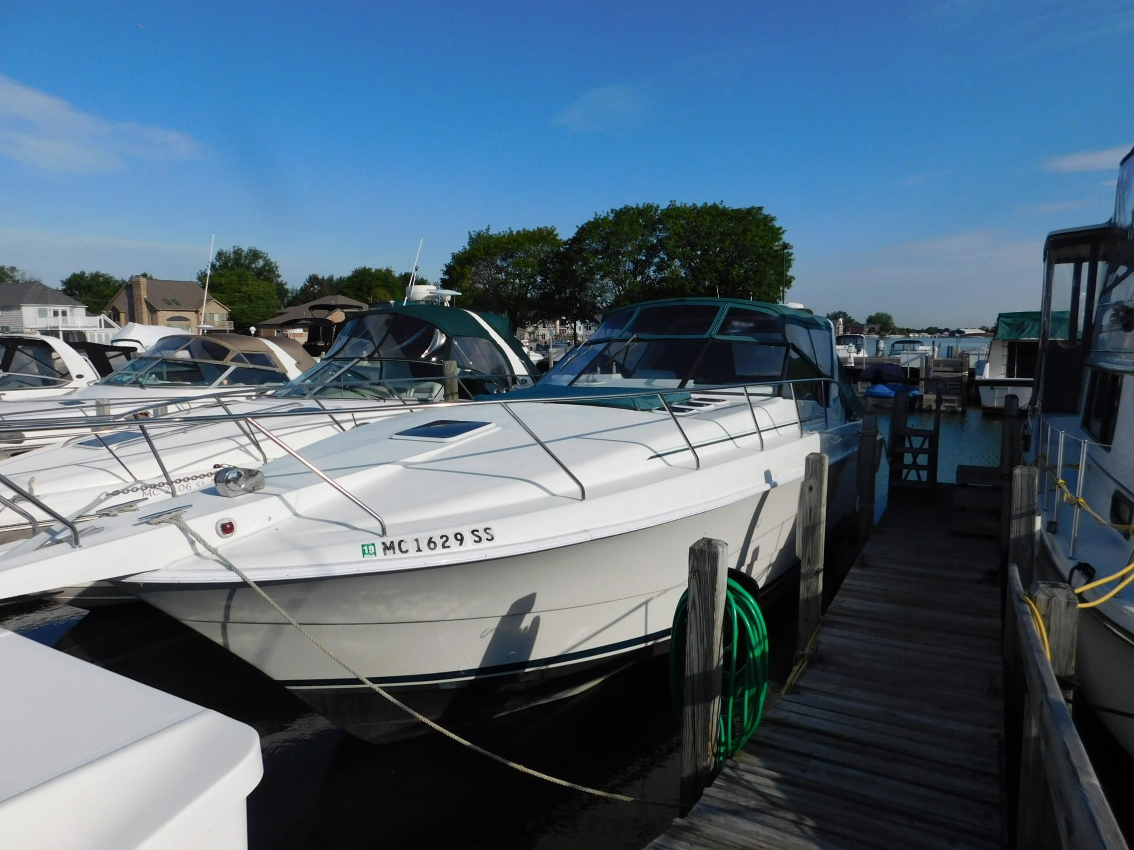1993 silverton 34 express power boat for sale www for The silverton