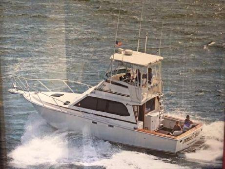 1987 Egg Harbor 33 Sedan
