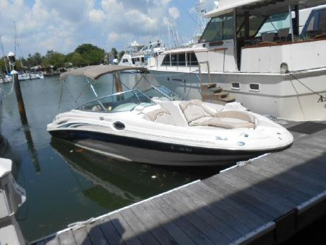2002 Sea Ray SunDeck