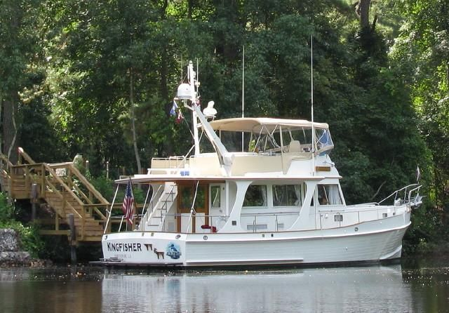 2003 Grand Banks 46 Europa Power Boat For Sale Www