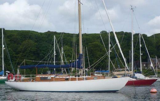 1956 Robert Clark Bermudan sloop
