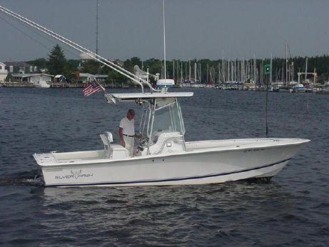 1999 Silverhawk 24 CC