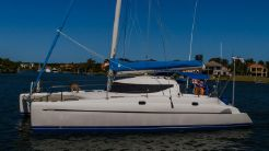 2002 Fountaine Pajot Athena 38