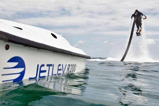2012 Jet Lev R200