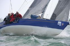 1993 X-Yachts IMX 38