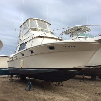 1986 Luhrs 342 Tournament Sportfisherman