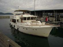 2005 Selene Wide Body Trawler