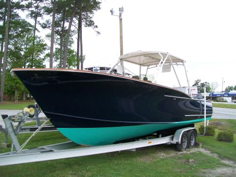 2008 Carolina Boat By Sea Island Boatworks 29' Picnic