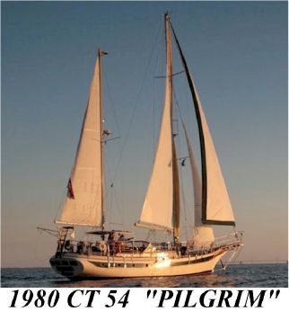 1980 Ct Ta Chaio 54 Ketch