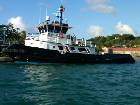 1992 Luxury Tug 86 ft
